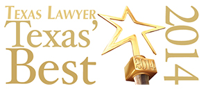 Texas Best Award logo