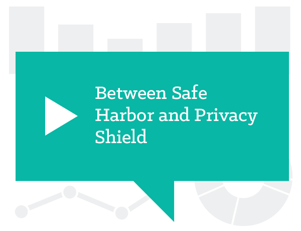 Between Safe Harbor and Privacy Shield: The Current Data Privacy Landscape in US-EU Litigation