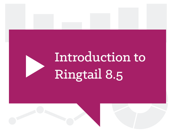 Ringtail Introduction to 8.5 Webinar