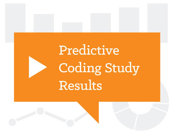 What Does Counsel Really Think About Predictive Coding?