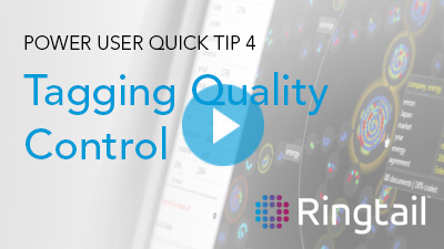 Quick Tip: Tagging Quality Control