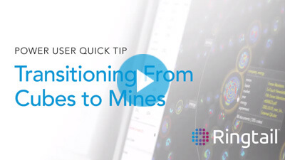 Quick Tip: Transitioning From Cubes to Mines